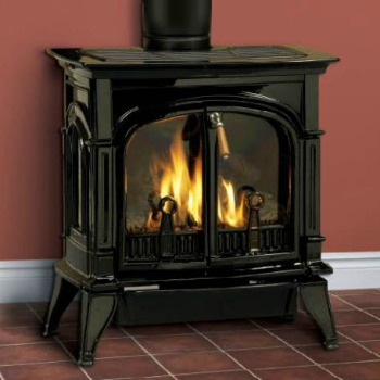 Powerful Gas Burning Stoves | Gas Fireplace Stoves available at Bare
